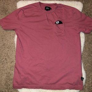 Stussy 8-Ball T-Shirt Size M